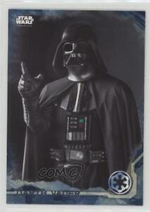 2016 Topps Star Wars: Rogue One Series 1 Blue Squad Darth Vader #11 0ad