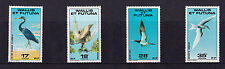 France (Wallis & Futuna Islands) - 1978 Ocean Birds - U/M - SG 294-7