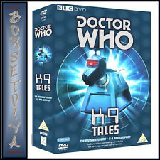 DOCTOR WHO - K9 TALES - INVISIBLE ENEMY & K9 AND CO **BRAND NEW DVD BOXSET**