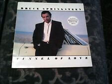 BRUCE SPRINGSTEEN TUNNEL OF LOVE VINYL UK LP 1987