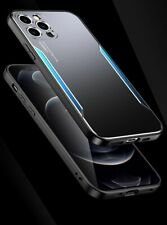 Cell Phone Case Hard Aluminum Bumper Protect Mobile Cover Shockproof Accessories