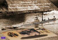U-9 1910 U-Boat 1:1250 ARIA MASTER