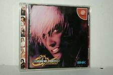 THE KING OF FIGHTERS' 99 EVOLUTION USATO DREAMCAST ED JAPAN NTSC/J MG1 45535