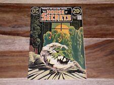 House of Secrets #100 ~ 1972, DC ~ HIGH GRADE ~ CLASSIC BERNIE WRIGHTSON HORROR!