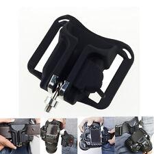 Quick Save Waist Belt Holster Hanger Strap Buckle For Digital SLR DSLR Camera