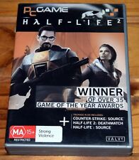 Half Life 2 Game of the Year Edition PC Game Counter Strike Source Included