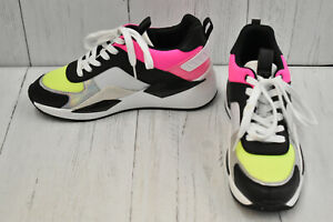 Guess Typical Chunky Sneakers, Women's Size 8M, Multicolor - NEW