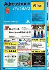 Adressbuch der Stadt Ahlen 1999 ...