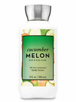 Bath Body Works Cucumber Melon Shea & Vitamin E Body Lotion 8oz  FREE SHIPPING