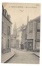 paray-le-monial  , rue de la visitation -