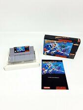 Super Nintendo Mega Man X [USA] Complete SNES