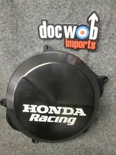 Honda CRF450 2009-2016 New Honda Racing black billet alloy clutch cover CR3929