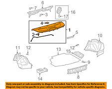 TOYOTA OEM 09-10 Corolla INTERIOR-REAR BODY-Pkg tray trim 6433002720E0