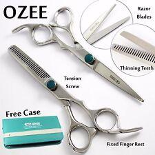 "Professional Hairdressing Scissors Salon Hair Cutting Barber Shears Set 6.5"""