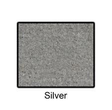 Boat Marine Grade Bass Pontoon Cut Pile Carpet 20 oz 6' x18' - Silver
