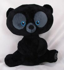 "Disney Store Pixar Brave HUBERT 14"" Plush Standing Black Bear Cub Princess movie"