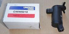 UNIPART TWIN WASHER PUMP GWW 5018 FITS FORD FOCUS, PUMA, COUGAR