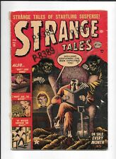 STRANGE TALES #15 ==> GD PRE CODE HORROR'S FINEST & SCARCE ATLAS 1953