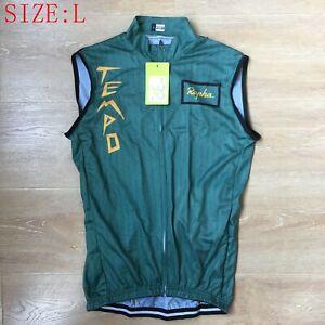 Man Cycling Vests Cycling Jerseys sleeveless Cycling Sleeveless Jersey Size L