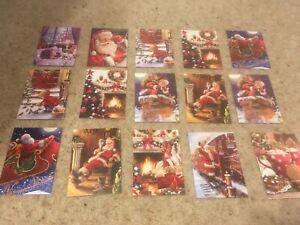 Hunkydory Topper Decks - 15 Cards - Christmas - Set 8