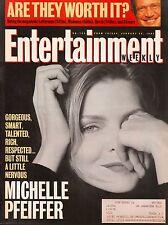 MICHELLE PFEIFFER Entertainment Weekly Magazine January 29, 1993 1/29/93 D-3-2