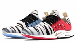 Nike Air Presto 'Red Orbit' White/Black/Red Orbit CJ1229-100 Size S/XL NWT