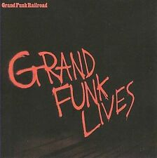Grand Funk Lives by Grand Funk Railroad (CD, Mar-2008, Wounded Bird)