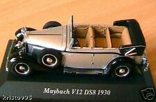 VOITURE CLASSIQUE MAYBACH V12 DS8 1930 1/43 IXO ALTAYA