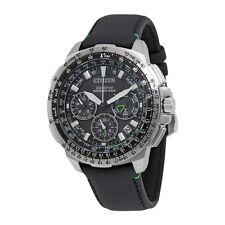 Citizen Promaster Navihawk Black Dial Mens Chronograph Watch CC9030-00E