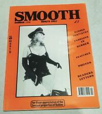 Smooth Magazine From Swish Publications No 104  Latex & Leather Fashion Magazine