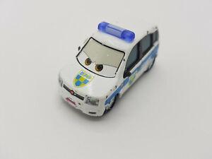 Disney Pixar Cars Auto Metall 1:55 World grand prix security b