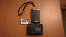 Sony Cyber-shot DSC-T90 12.1 MP Digital Camera - Black