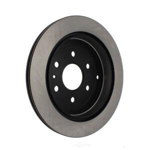 Disc Brake Rotor-Premium Disc - Preferred Rear Centric 120.66070
