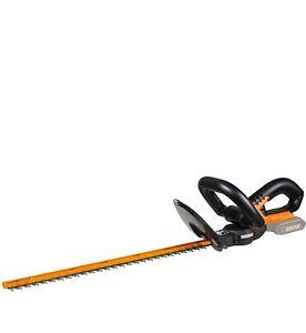 WORX WG259E.9 18V (20V MAX) Cordless Hedge Trimmer 56cm - BODY ONLY