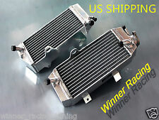 aluminum alloy radiator Honda CRF450R CRF 450 R 2009-2012 HIGH PERFORMANCE