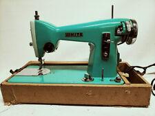 Vintage 1950's White Sewing Machine, Model 1514