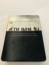 Band of Brothers discs 1-6