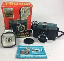 Diana-F Medium format Flash camera with original box ex condition