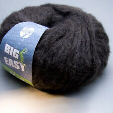 Lana Grossa Big & Easy Molle 010 castano 100g Wolle (7.95 EUR pro 100 g)