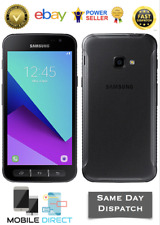 Brand New Samsung Galaxy Xcover 4 Black 16GB 4G LTE Unlocked Android Smartphone