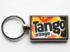 Chrome Rectangle Food & Drink Collectable Keyrings