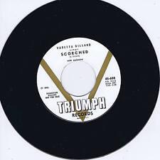 VARETTA DILLARD - SCORCHED / GOOD GRAVY BABY (Killer Female R&B Sax STROLLER)