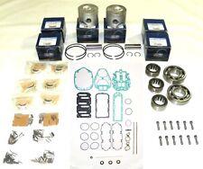 WSM Mercury 135 150 175 Hp / 2.5L Optimax Rebuild Kit STD SIZE - 100-49-10