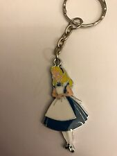 CUTE ALICE IN WONDERLAND CHARACTER Disney Key Ring Bag charm gift bag
