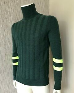 PAUL SMITH MAINLINE HIGH NECK JUMPER SIZE XL MADE IN ITALY RETAIL £290 BNWT