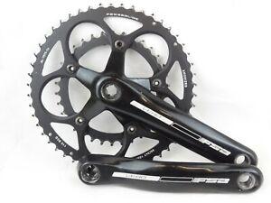 FSA Vero 50/34 Double Crankset 9/10 speed 172.5mm Chainset Road Bike