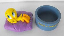 RARE Looney Tunes TWEETY Resin mini box MINT in box FRANCE 2002