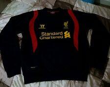 Liverpool warrior sweatshirt size XLB/158