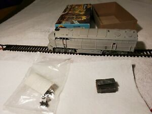 Ho Vintage Hobbytown/Athearn/AHM PRR F7 Diesel Runs! For Parts/Or/Restoration 10