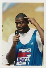 Vintage Press Photo,Earvin Magic Johnson,Basketball,Pepsi Cola,Agence Sygma,1994